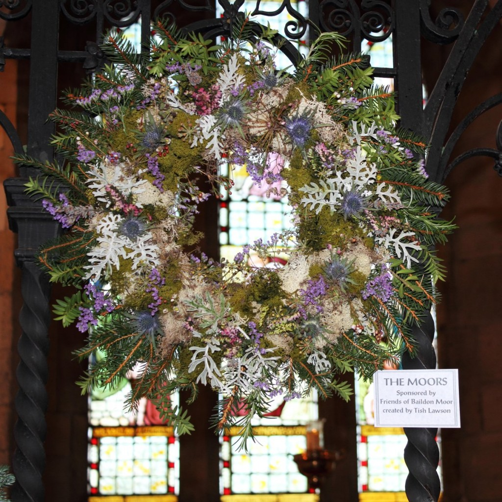 Friends of Baildon Moor Wreath